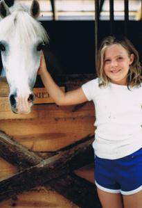 Sarah - age 7